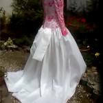 La robe de dos AVANT