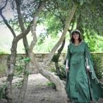 Robe médiévale style XIIIe